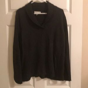 Coldwater Creek Gray Sweater